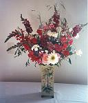 Red Roses & Multicolor Bouquet